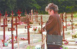 Memorijalno groblje hrvatskih branitelja u Vukovaru
